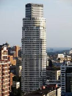 Высотка в центре КИЕВА